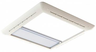 Fiamma 400 Rooflight Vent Crystal Rooflights Vents